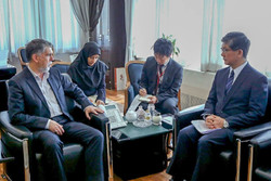 Iran, Japan call for increased cultural coop.