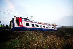 Fotoğraf: Tekirdağ'daki tren kazası