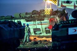 ترکی میں ریل گاڑی کے حادثے میں 24 مسافر ہلاک