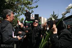 بعد 37 عاماً من استشهاده ... تشييع جثمان الشهيد محمد عزيزي