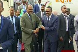 فلم/ایتھوپیا کے وزير اعظم کا ایریٹریا کا تاریخی دورہ