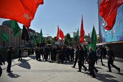 Mourners in Mashahhd mark Imam Sadegh martyrdom