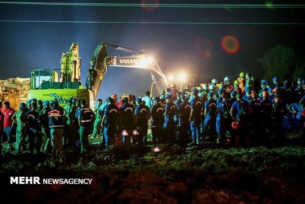 سانحه قطار در ترکیه