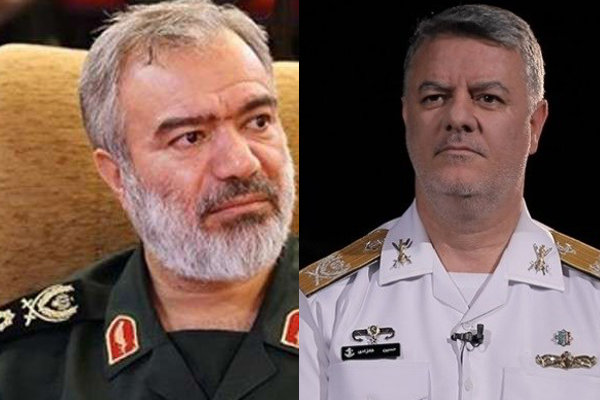 Iran's Navy, IRGC Navy to improve mutual interactions