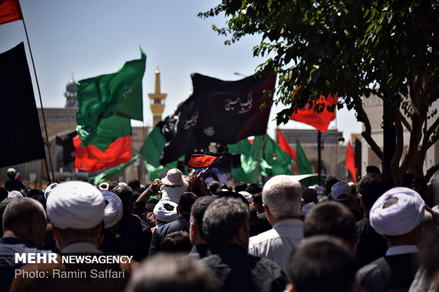 اجتماع بزرگ صادقیون در مشهد برگزار شد