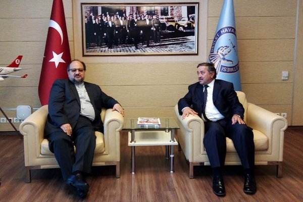 Iranian minister arrives in Ankara to attend Erdogan's oath ceremony
