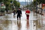 جاپان میں شہریوں کو شدید بارش کے پیش نظر محتاط رہنے کی ہدایت