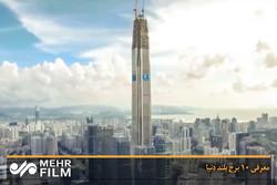 Video: Dünyanın en yüksek 10 kulesi