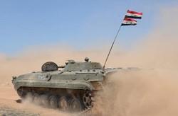 Syrian Army destroys Nusra dens in Nabi'a al-Sakhir, surroundings of Quneitra
