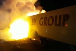 وقوع ۱۴ حادثه در خرمآباد طی ۲۴ ساعت گذشته