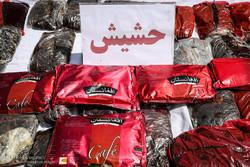 دستگیری ۲۵ فروشنده مواد مخدر در تایباد