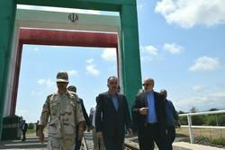 بازدید معاون وزیر امور خارجه از زیرساختهای اقتصادی مرز آستارا