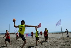 تیم ملی هندبال ساحلی - کراپشده