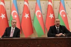 اردوغان و علی اف