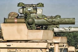 سامانه موشک ضدتانک تاو- ساخت آمریکا