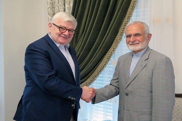 خرازي: التزام ايران بالاتفاق النووي مرهون باستراتيجية اوروبا في مواجهة امريكا