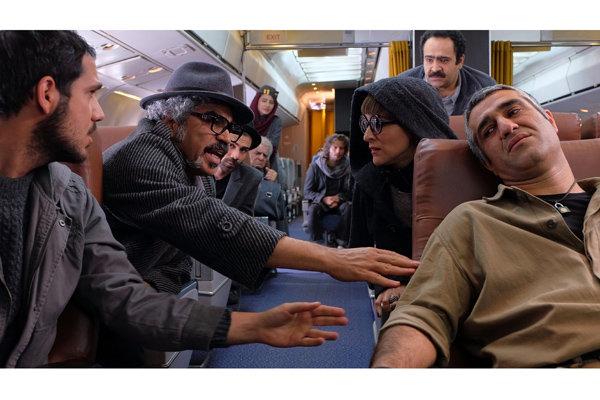 انتشار عکس پژمان جمشیدی در «ما همه با هم هستیم»