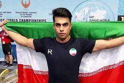 İranlı Azeri genç halterde dünya ikincisi oldu