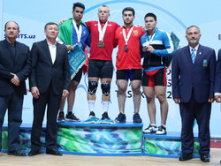 Iran's Soltani snatched 3 medals at IWF Junior World C'ships