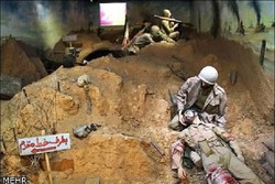 باغ موزه دفاع مقدس همدان در انتظار همراهی مسئولان/اعتبارات کم است