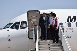 İran Sağlık Bakanı Hindistan'a gitti