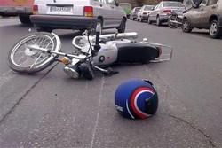 موتورسواران ۱۵ تا ۱۸ سال بیشترین مجروحان حوادث رانندگی در قم