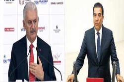 «توپارک» رقیب «ایلدریم» برای تصاحب کرسی ریاست مجلس ترکیه شد