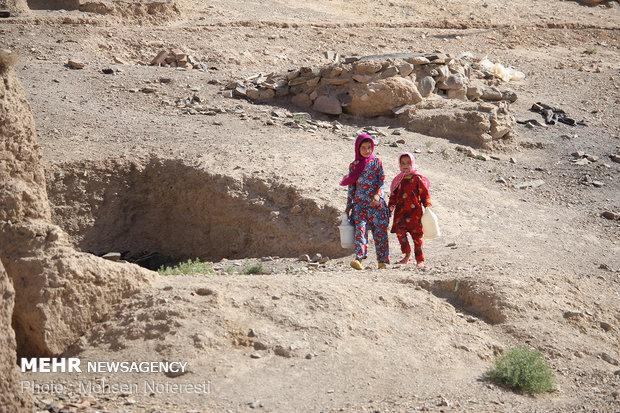 کاهش ۶۰ درصدی بارندگی در کرمان/ مردم صرفه جویی کنند