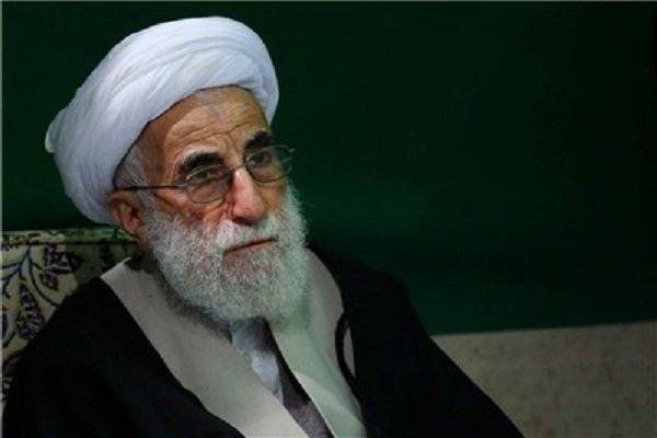 رئیس مجلس خبرگان درگذشت آیت الله سیدمحمد شاهرودی را تسلیت گفت