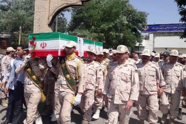 Iranian soldier martyred in western city of Baneh