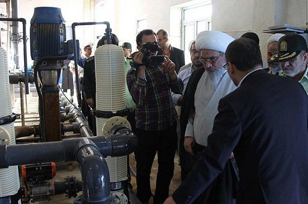 مشکل تاریخی آب استان بوشهر با عزم و تلاش جهادی مسئولان رفع شود