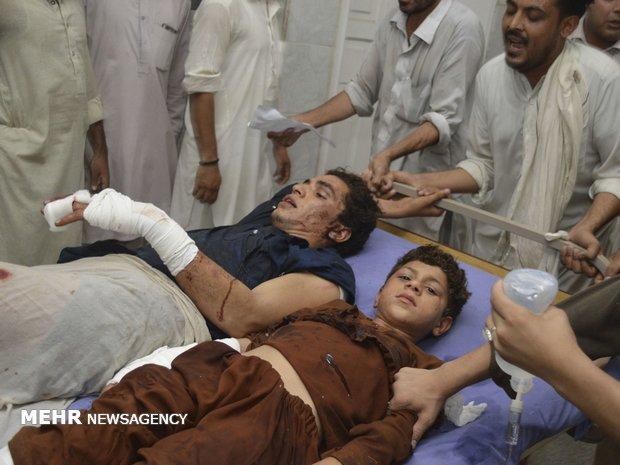 عملیات تروریستی در پاکستان