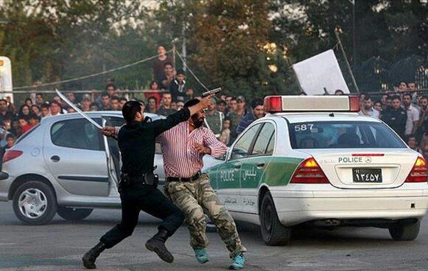 معاون اجتماعی فرماندهی انتظامی کرمانشاه خبر داد: حضور گسترده پلیس در میدان آزادی کرمانشاه به دلیل اجرای مانور