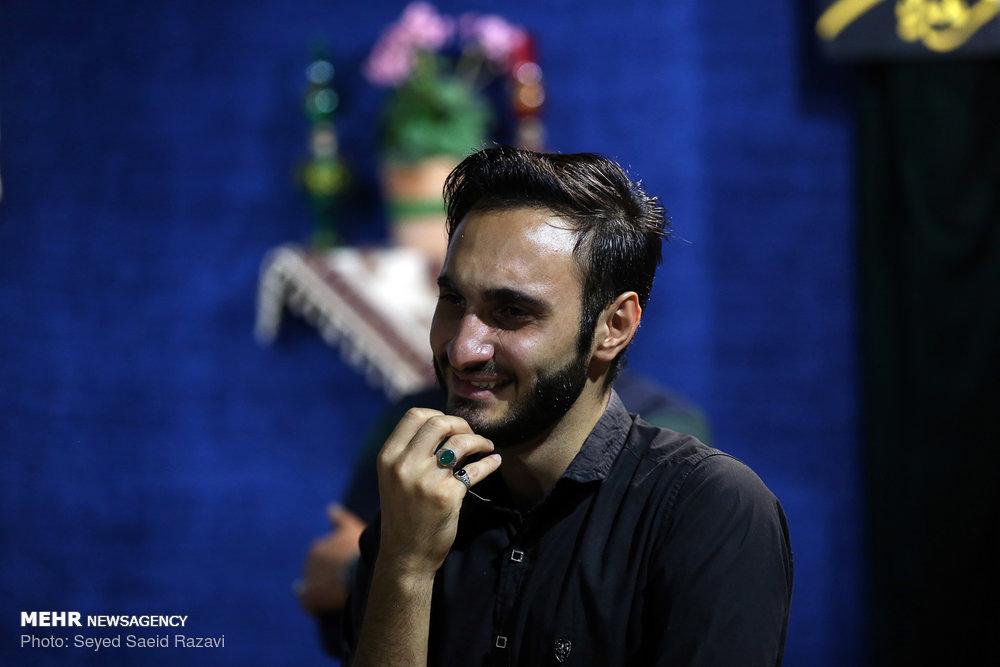 شهید محمد عمویی پس از ۳۶ سال در آغوش مادر