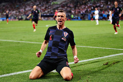 Fotoğraf: Hırvatistan-İngiltere maçından kareler