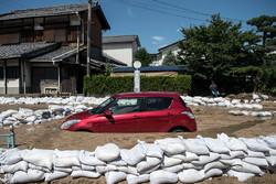 Fotoğraf: Japonya'da sel felaketi