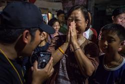 انقاذ أطفال الكهف في تايلاند بعد أسبوعين من المعاناة /صور