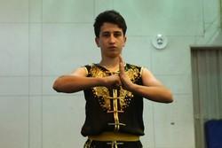 ووشو- مهدی خانی