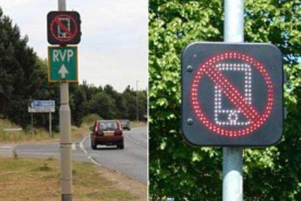 سیستمی که تماس با موبایل هنگام رانندگی را ردیابی می کند