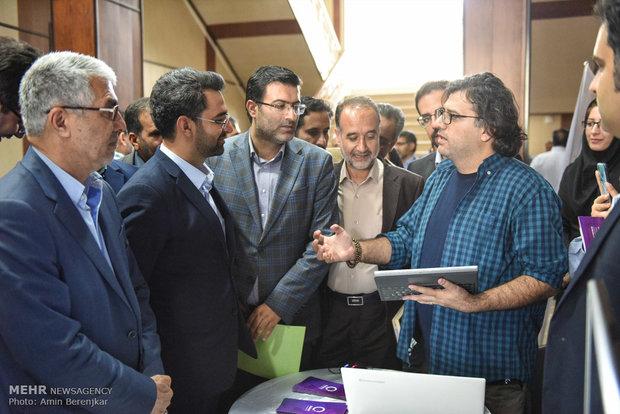 دیدار وزیر ارتباطات و فن آوری اطلاعات با فعالان و نخبگان حوزه ارتباطات و فنآوری اطلاعات