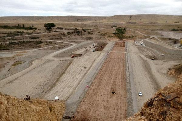 ۲ هزار هکتار از اراضی مشگینشهر تحت پوشش آبیاری مدرن قرار میگیرد