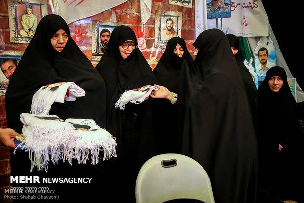 اجتماع دختران انقلاب