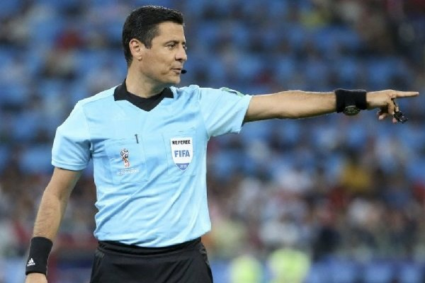 Iranians to officiate 2018 World Cup's third place playoff
