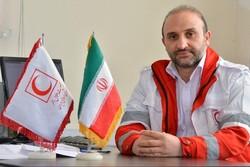 اعلام شرایط اضطراری و آماده باش نیروهای هلال احمر خراسان شمالی