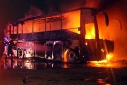 سانحه سنندج عمدی نبود/ تانکر سوخت ۷.۵ ساعت قبل از سانحه وارد کشور شد