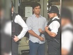 لندن پولیس نے مریم نواز کے بیٹے کو گرفتار کرلیا