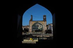 مرمت مسجد جامع ساری/لغو پرواز فرودگاه ها کاهش می یابد