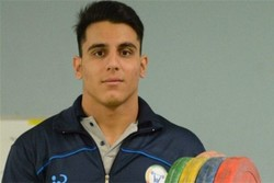 Iranian lifter gains bronze at IWF Junior World C'ships