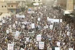 اليمن..مسيرة جماهيرية كبرى في الحديدة بمناسبة الذكرى السنوية للصرخة