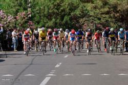 National road cycling c'hips in Karaj